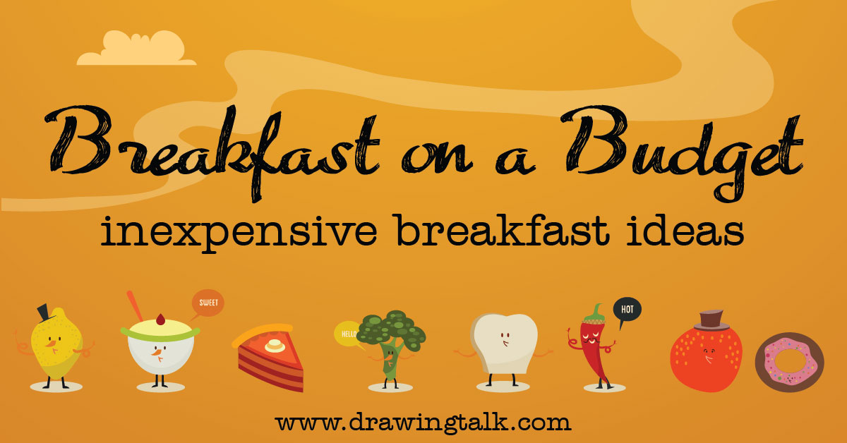 Breakfast on a budget