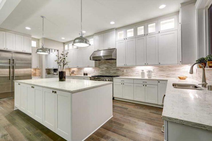 shaker kitchen design ideas